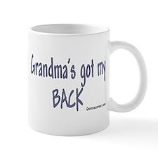 Grandma's Back Mug