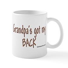 Grandpa's Back Mug