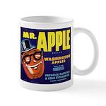 Mr. Apple - 11oz. Mug