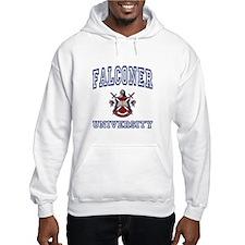 FALCONER University Jumper Hoody