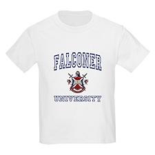 FALCONER University T-Shirt