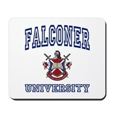 FALCONER University Mousepad
