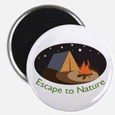 ESCAPE TO NATURE Magnets