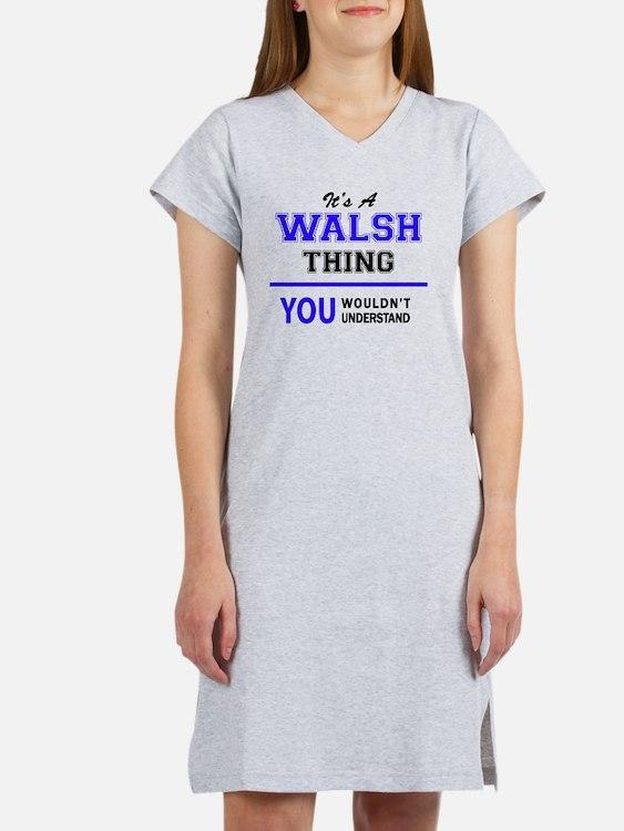 Cute Walsh Women's Nightshirt
