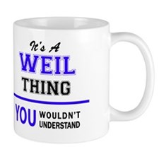 Unique Weil Mug