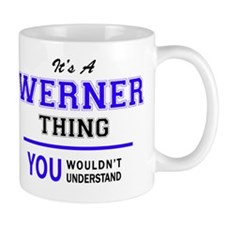 Cute Werner Mug