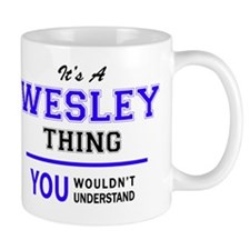 Cute Wesley Mug
