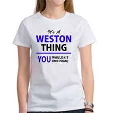 Unique Weston Tee