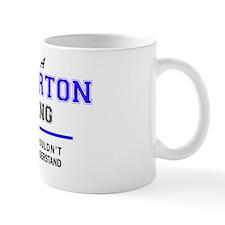 Funny Wharton Mug