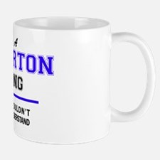 Cute Wharton Mug