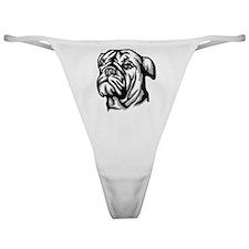 Victorian Bulldog Classic Thong