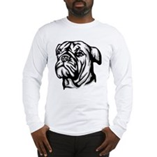 Victorian Bulldog Long Sleeve T-Shirt