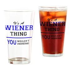 Unique Wiener Drinking Glass