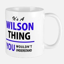 Cute Wilson Mug