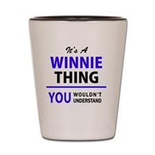 Cute Winnie Shot Glass