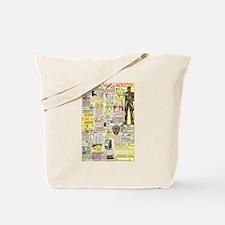Funny Tricks Tote Bag