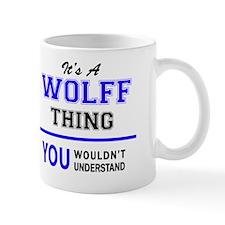 Cute Wolff Mug