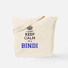 Cool Bindi Tote Bag