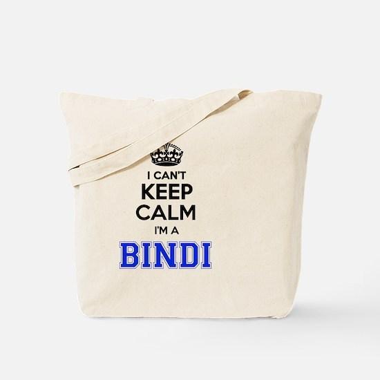 Cute Bindi Tote Bag