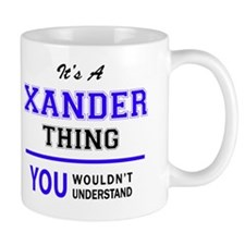 Unique Xander Mug