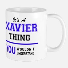 Cute Xavier Mug