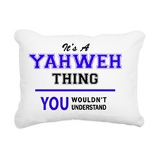 Cute Yahweh Rectangular Canvas Pillow