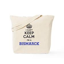 Funny Bismarck Tote Bag