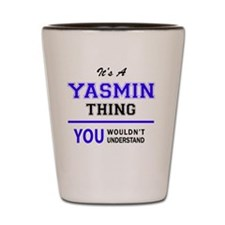 Unique Yasmine Shot Glass