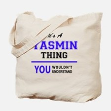 Cute Yasmin Tote Bag