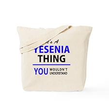 Cute Yesenia Tote Bag