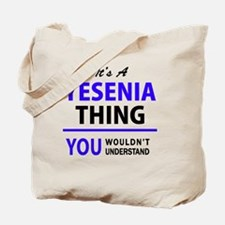 Cute Yesenia Tote Bag