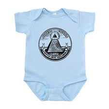Steampunk Illuminati New Order Body Suit
