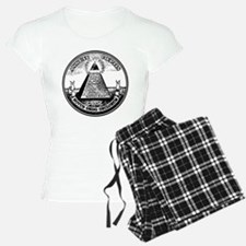 Steampunk Illuminati New Or Pajamas