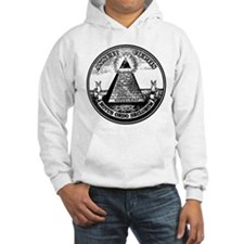 Steampunk Illuminati New Order Hoodie Sweatshirt