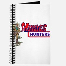 Monster Hunters Journal