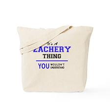 Cute Zachery Tote Bag
