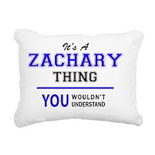 Unique Zachary Rectangular Canvas Pillow