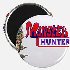 Monster Hunters Magnets