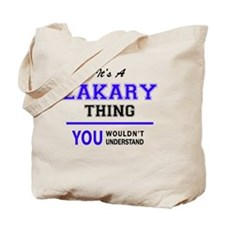 Cute Zakary Tote Bag