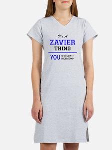 Cute Zavier Women's Nightshirt