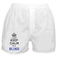 Cute I'm blind Boxer Shorts
