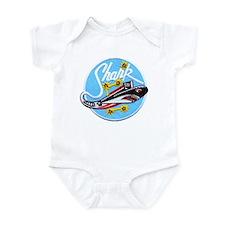 USS SHARK Infant Bodysuit