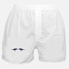 Crow Council Boxer Shorts