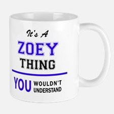 Cute Zoey Mug