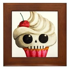 Cool Trick or treat Framed Tile
