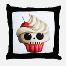 Unique Trick or treat Throw Pillow