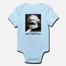 Marx Told You Body Suit