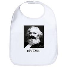 Marx is Back Bib