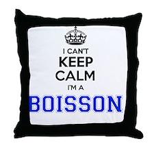 Unique Boisson Throw Pillow
