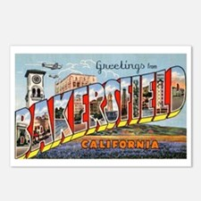 Bakersfield California Greetings Postcards (Packag